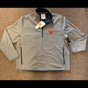 Chicago Bears Quarter zip